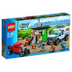 Lego City 60048 PR Police Dog Unit