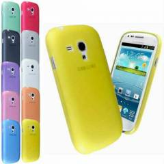 SAMSUNG GALAXY S3 MİNİ KILIF  0.2 MM ULTRA İNCE