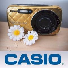 "Casio Ex-N10 16 MP 5x 2.7"" LCD HD Foto�raf Mak."