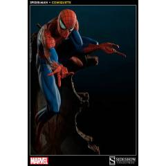 Spider-Man Comiquette (J.S. Campbell) -Sideshow