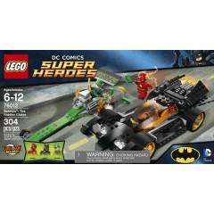 Lego Super Heroes 76012 Batman Riddler Chase