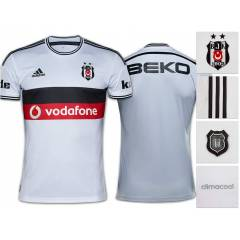 BE��KTA� 2014-15 SEZON BEYAZ FORMASI-LARGE-