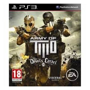PS3 Army of Two The Devils Cartel SIFIR STOKTA!!