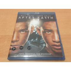 AFTER EARTH BLU RAY