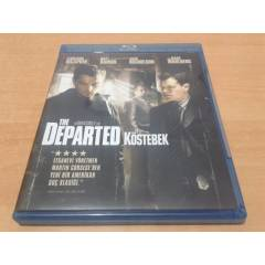 THE DEPARTED (K�STEBEK) BLU RAY