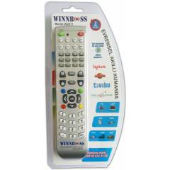 WINNBOSS Evrensel Ak�ll� Kumanda TV/LCD/DVD/UYDU