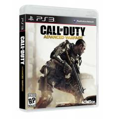 CALL OF DUTY ADVANCED WARFARE PS3 OYUNU