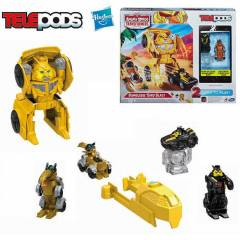 ANGRY B�RDS TRANSFORMERS TELEPODS BUMBLEBEE
