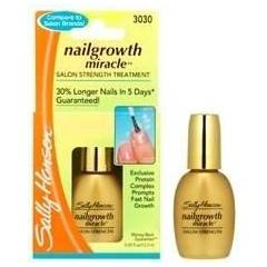 Sally Hansen Nail Growth Miracle / 3030 T�rnak U