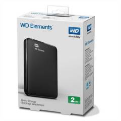 Western Digital Element 2TB WDBU6Y0020BBK