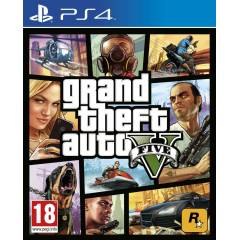 PS4 GTA 5 PS4 GTA V PS4 GRAND THEFT AUTO 5 PAL
