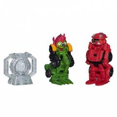 Angry Birds Transformers Sentinel-Prime&Bludgeon