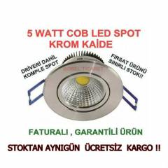 FOURLİFE 5 WATT COB LED ARMATÜR-5W COB LED SPOT