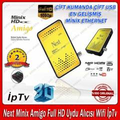 Next Minix HD Amigo Full HD Mini Uydu Alıcısı