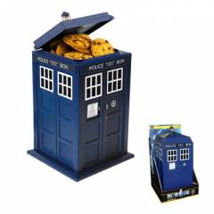 Doctor Who Tardis Talking Cookie Jar Kurabiye Ka
