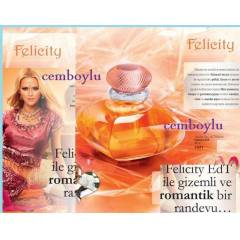 OR�FLAME Felicity EdT Bayan parf�m�+BALM HED�YE