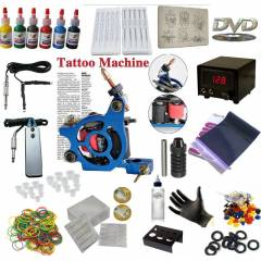 TATTOO D�VME SET� AMER�KAN G�ANT FULL SET