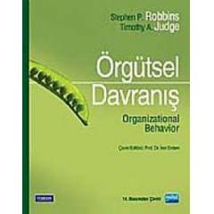 Örgütsel Davranış / Organizational Behavior