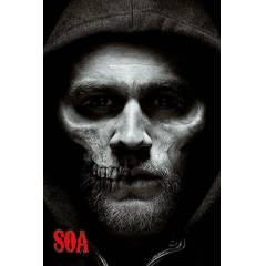 Maxi Poster - Sons Of Anarchy Jax