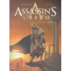 Assassins Creed 4 Accipiter-Eric Corbeyran-kitap