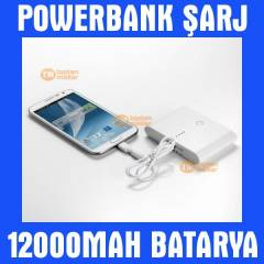 Power Bank Powerbank Portatif Harici Batarya 010
