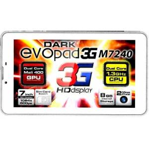 Dark EvoPad M7240 3G �ift �ek. Tablet (OUTLET)