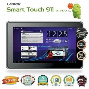 EZCOOL SMART TOUCH 911 8GB / 1GB / 9
