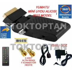 YUMATU MULTİKİNG MİNİ UYDU ALICISI 2015 MODEL