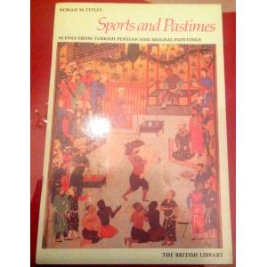 Sport Pastimes persian mughal turkish Paintings