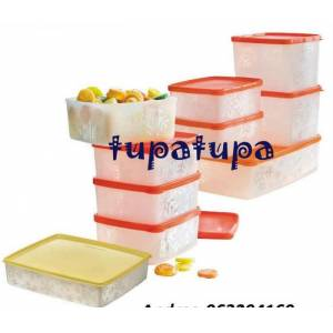 TUPPERWARE ANTART�KA DEV SET 10 LU KARGOSUZ