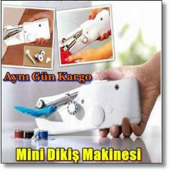 Mini Dikiş Makinesi Handy Stıtch