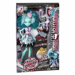 monster high hollywood honey swamp