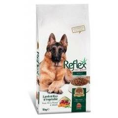 Reflex Adult Dog Food Lamb - Rice - Vegetable 15