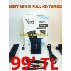 NEXT MİNİX HD TANGO FULL HD UYDU ALICI