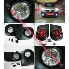 RENAULT MASTER 04-07 GÜNDÜZ POWER LED SİS FARI