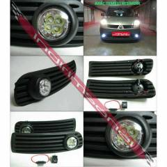 VW PASSAT 97-01 B5 GÜNDÜZ DRL POWER LED SİS FARI