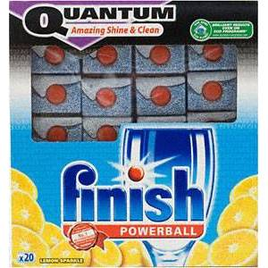 CALGONIT FINISH QUANTUM 30+8 TABLET LIMONLU