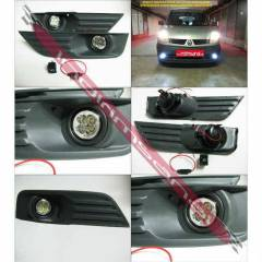FORD FOCUS 05-08 GÜNDÜZ DRL POWER LED SİS FARI