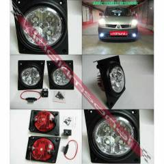 CITROEN BİPPER 07-GÜNDÜZ DRL POWER LED SİS FARI