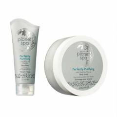 AVON PLANET SPA YÜZ MASKESİ VE ARINDIRICI SET