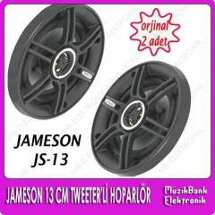 JAMESON JS-13 150 WATT TWEETER'Lİ HOPARLÖR