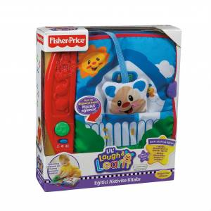 Fisher Price T�rk�e Konu�an Aktivite Kitab�