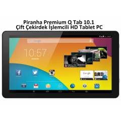 Piranha Premium Q Tab 10.1 8GB HD Tablet PC