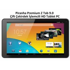 Piranha Premium Z Tab 9.0 Kitkat 4.4 Tablet PC