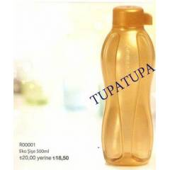 TUPPERWARE SULUK GOLD DORE  500 ml  KARGOSUZZZ