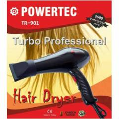 EN YENİ MODEL POWERTEC 2500 TR 901 FÖN MAKİNASI