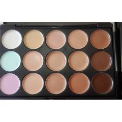 Magic Ecape Huge 15li Contour Kapatıcı Palette