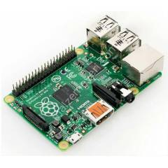 Raspberry Pi Type B Plus + 512 MB Yeni Versiyon!