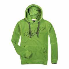 Cottonland FUZZY Bayan Polar Fleece Sweat YEŞİL