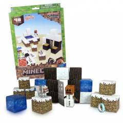 Minecraft Snow Set Kar Seti